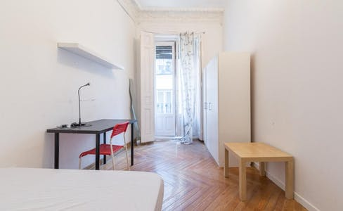 Stanza in affitto a madrid calle jardines - Bagno 90 minuto ...