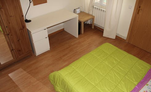 Private room for rent from 15 Jul 2019 (Calle de Fuencarral, Madrid)