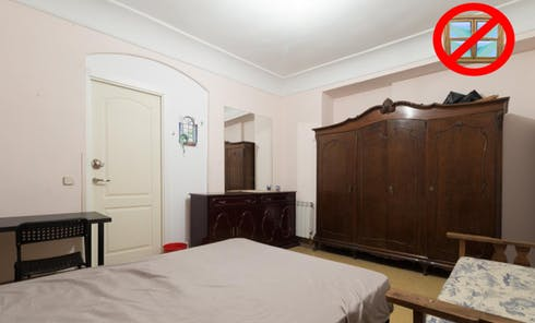 Private room for rent from 01 Oct 2019 (Calle del Conde de Romanones, Madrid)