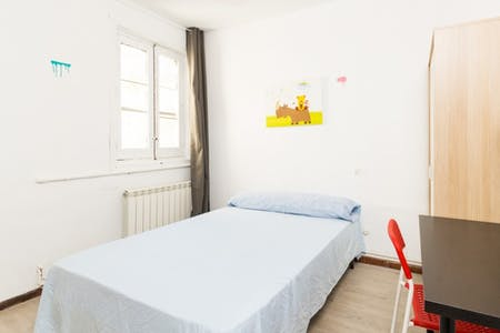 Private room for rent from 29 Feb 2020 (Calle de San Millán, Madrid)