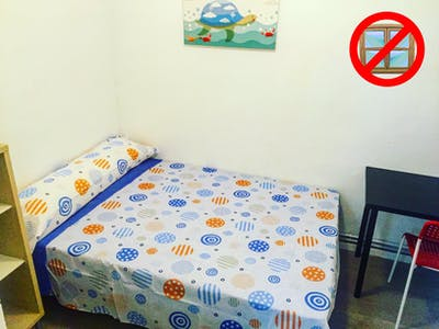 Private room for rent from 30 Jun 2020 (Calle de San Millán, Madrid)