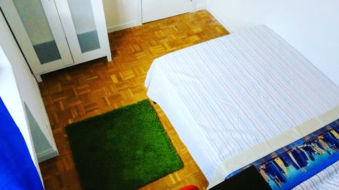 Private room for rent from 31 Jul 2019 (Calle de Toledo, Lavapiés)