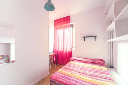 Private room for rent from 30 Jun 2019 (Calle de Toledo, Lavapiés)