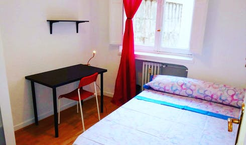Private room for rent from 31 Dec 2019 (Calle de Toledo, Madrid)
