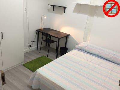 Private room for rent from 01 Feb 2020 (Calle Olivar, Madrid)