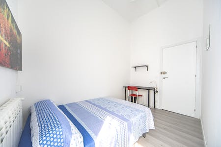 Private room for rent from 01 Jul 2020 (Calle Olivar, Madrid)