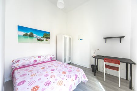 Private room for rent from 28 Feb 2019 (Calle Olivar, Lavapiés)