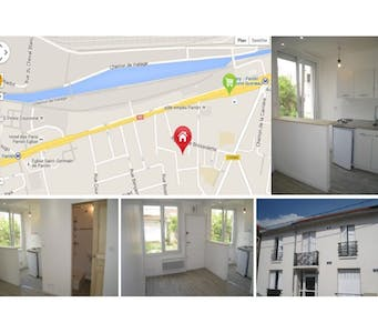 Apartment for rent from 01 Oct 2019 (Rue Lépine, Pantin)