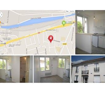 Apartamento para alugar desde 18 Aug 2019 (Rue Lépine, Pantin)