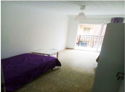 Privé kamer te huur vanaf 01 Feb 2020 (Carrer de Vidal de Canelles, Valencia)