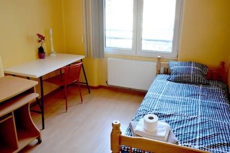 Privé kamer te huur vanaf 01 Feb 2020 (Dwarsstraat, Saint-Josse-ten-Noode)