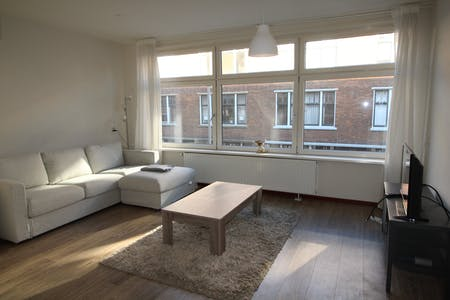 Apartment for rent from 01 Feb 2019 (Bergpolderstraat, Rotterdam)