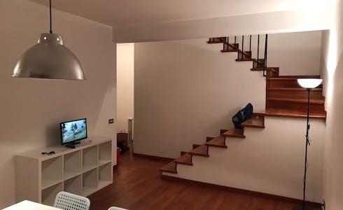 Room for rent from 01 Aug 2018 (Via Luigi Ploner, Roma)
