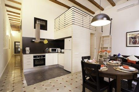 Apartment for rent from 01 Jan 2020 (Passatge de Maiol, Barcelona)