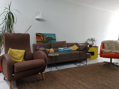 Private room for rent from 27 Aug 2019 (Woeringenstraat, Antwerpen)