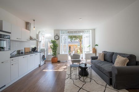 Apartment for rent from 16 Dec 2018 (De Kempenaerstraat, Rotterdam)
