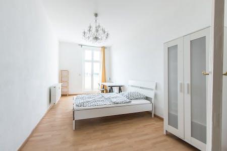 Habitación privada de alquiler desde 01 ene. 2021 (Petersburger Straße, Berlin)