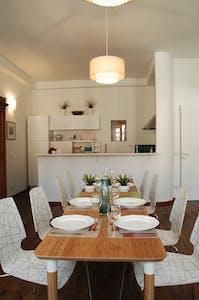 Apartamento para alugar desde 17 ago 2018 (Via dei Martiri del Popolo, Florence)