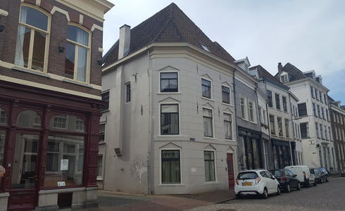 Apartment for rent from 22 Apr 2018 (Lage Markt, Nijmegen)