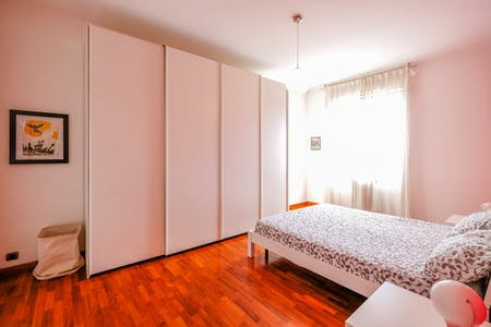 Apartment for rent from 23 May 2018 (Via Luigi Pulci, Milano)