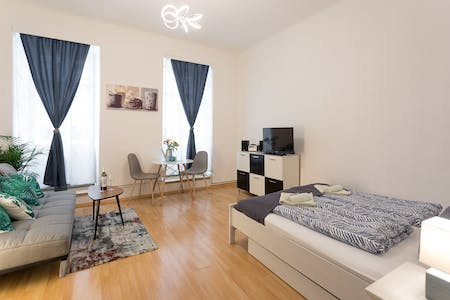 Apartment for rent from 05 Jul 2019 (Handelskai, Vienna)