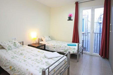 Room for rent from 24 Dec 2018 (Carrer de l'Hospital, Barcelona)