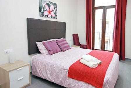 Appartement te huur vanaf 25 Dec 2019 (Carrer de l'Hospital, Barcelona)
