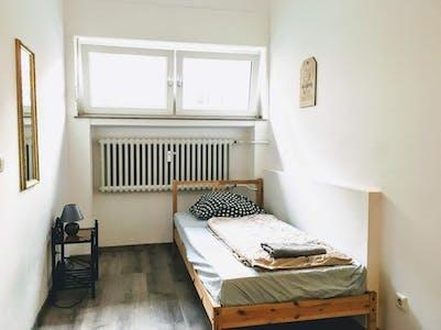 Chambre privée à partir du 18 janv. 2020 (Ernst-Mehlich-Straße, Dortmund)