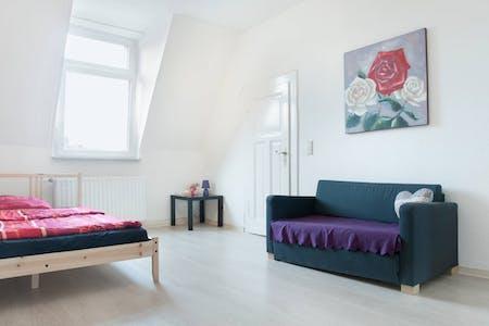 Privatzimmer zur Miete von 31 Dec 2019 (Junggesellenstraße, Dortmund)