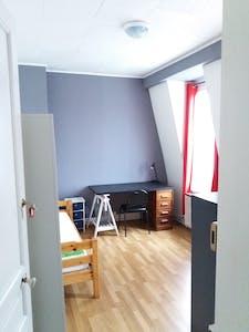 单人间租从01 Jul 2019 (Rue du Barœul, Mons-en-Barœul)