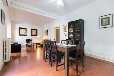 整套公寓租从01 Jul 2019 (Carrer de Prats de Molló, Barcelona)