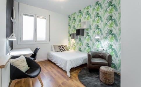 Stanza privata in affitto a partire dal 15 Feb 2020 (Avinguda de la Riera de Cassoles, Barcelona)