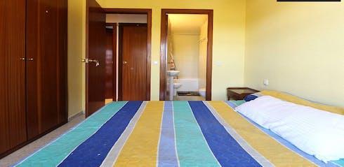 Chambre privée à partir du 01 Jul 2020 (Avenida de las Palomeras, Madrid)