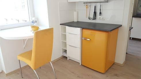 Wohnung zur Miete ab 01 Juli 2020 (Untere Weißgerberstraße, Vienna)