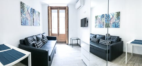Appartement à partir du 22 Jul 2019 (Calle de Sagasta, Madrid)