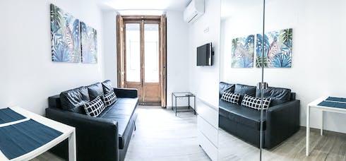 Wohnung zur Miete von 01 Aug 2019 (Calle de Sagasta, Madrid)