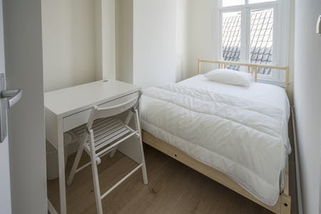 Room for rent from 23 Apr 2018 (Weteringstraat, Amsterdam)