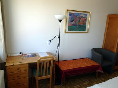 Room for rent from 01 Mar 2019 (Gentzgasse, Vienna)