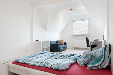 Room for rent from 04 Feb 2019 (Junggesellenstraße, Dortmund)