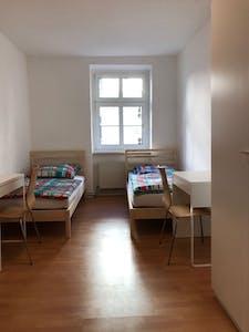 Gedeelde kamer te huur vanaf 28 feb. 2019 (Kurze Straße, Berlin)