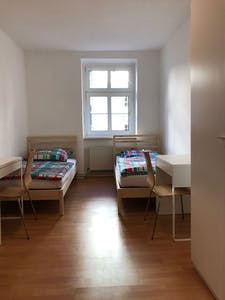 Shared room for rent from 31 Aug 2019 (Kurze Straße, Berlin)