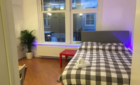 Apartment for rent from 01 Sep 2018 (Palmstraat, Amsterdam)