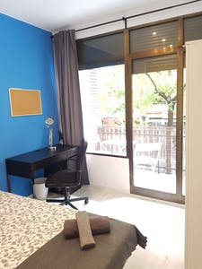 Room for rent from 28 Feb 2019 (Carrer de Mallorca, Barcelona)