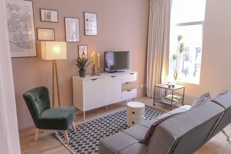 Apartment for rent from 22 Aug 2019 (Witte de Withstraat, Rotterdam)