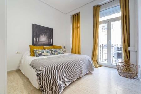 Apartment for rent from 18 Jan 2019 (Carrer dels Vivons, Valencia)