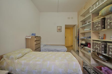 Private room for rent from 17 Aug 2019 (Via Portuense, Roma)