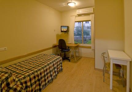 Appartement te huur vanaf 01 jul. 2020 (Calle Ancha, Salamanca)