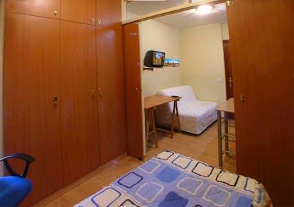 Apartamento para alugar desde 18 jul 2018 (Calle Arapiles, Salamanca)