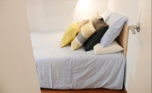 Room for rent from 01 Sep 2018 (Ronda de Sant Pere, Barcelona)