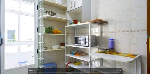 Apartamento para alugar desde 18 jul 2018 (Calle Pintores, Salamanca)
